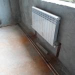 Газовое отопление коттеджа